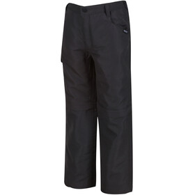 Regatta Sorcer II Zip-Off Trousers Kids, ash